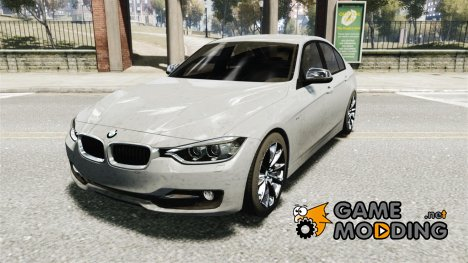 BMW 335i E30 2012 Sport Line v1.0 for GTA 4
