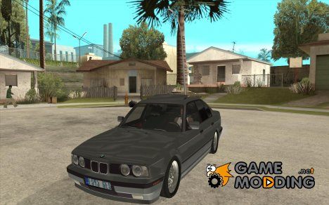 BMW E34 525i for GTA San Andreas