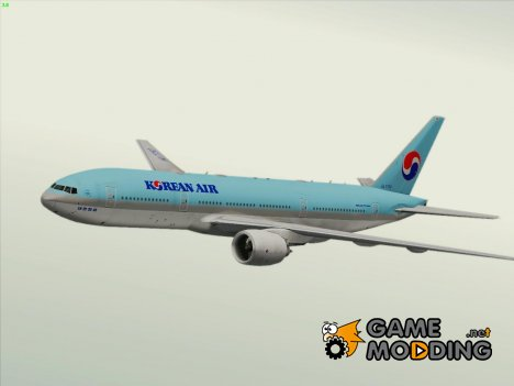 Boeing 777-200ER Korean Air HL7750 for GTA San Andreas