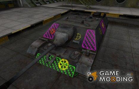 Качественные зоны пробития для JagdPz IV for World of Tanks