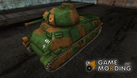 PzKpfw S35 VakoT for World of Tanks