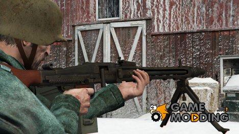 MG-42 2.0 for GTA 5