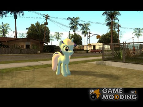 Colgate (My Little Pony) для GTA San Andreas