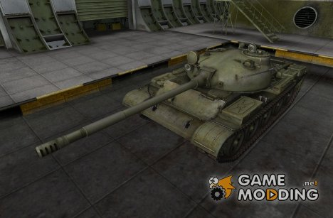 Ремоделинг для Т-62А for World of Tanks