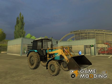 МТЗ 82.1 ПКУ для Farming Simulator 2013