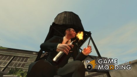 Коктейль Молотова Pimm's for GTA 4