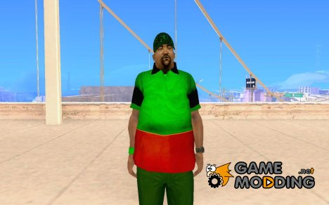 Новый Big Smoke for GTA San Andreas