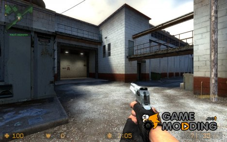 Deagle New Orgins for Counter-Strike Source