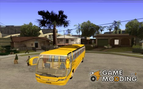 Busscar Vissta Bus for GTA San Andreas