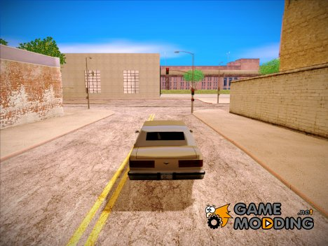 GTA V to SA: Realistic Handling для GTA San Andreas