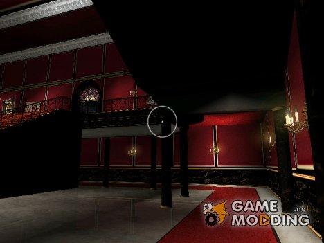 Новые текстуры для особняка v2.0 for GTA Vice City