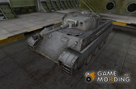 Мод. PzKpfw V-IV / Alpha для World of Tanks