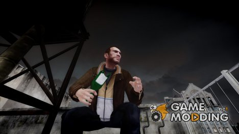 Broke Bottle (GTA V) для GTA 4