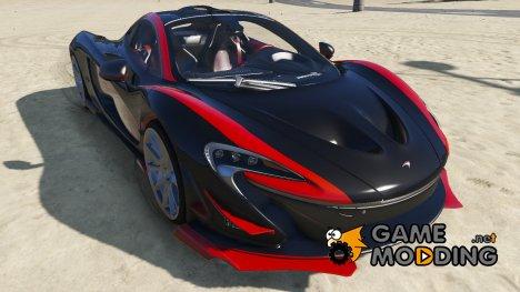 McLaren P1 2013 1.01 для GTA 5