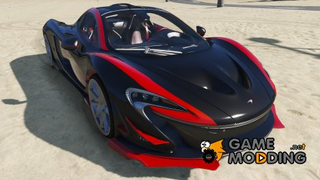 McLaren P1 2013 1.01 for GTA 5