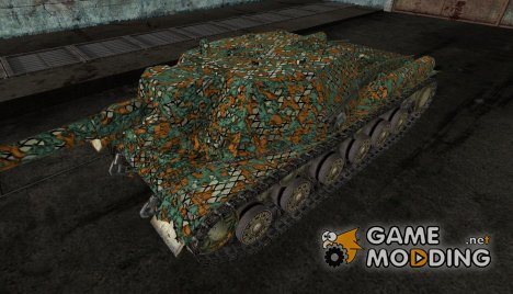 СУ-152 72AG_BlackWing for World of Tanks