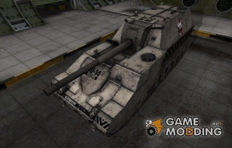 Отличный скин для СУ-14 для World of Tanks