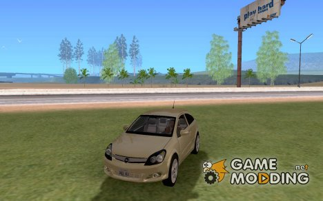 Opel Astra GTC 2004 for GTA San Andreas