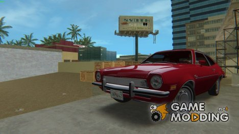 Ford Pinto Runabout 1973 for GTA Vice City