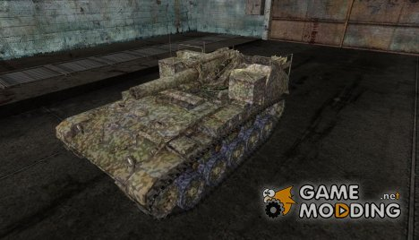 M41 от WarAngel for World of Tanks