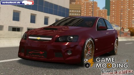 Chevrolet Lumina 2009 Mr. Bolleck Edition для GTA 4