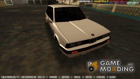 BMW 3 series e30 touring SA Style для GTA San Andreas