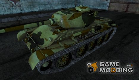 T-44 3 для World of Tanks