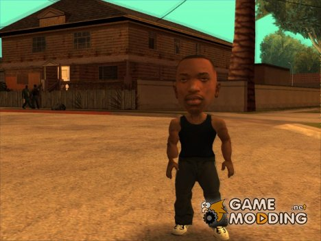 CJ Junior for GTA San Andreas