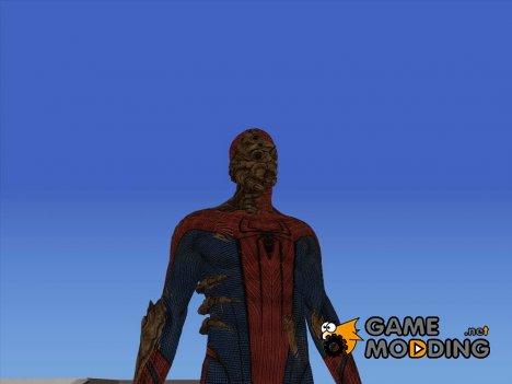 Amazing Spider-Man (Monster) для GTA San Andreas