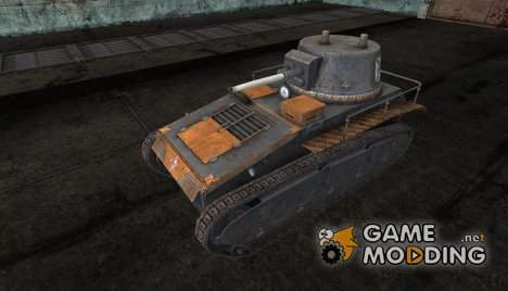 Шкурка для Leichtetraktor (Вархаммер) для World of Tanks