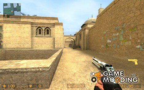 Xplor3r deagle HD for Counter-Strike Source