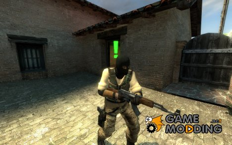 Herbiemaster's - Desert Trooper Terrorist for Counter-Strike Source