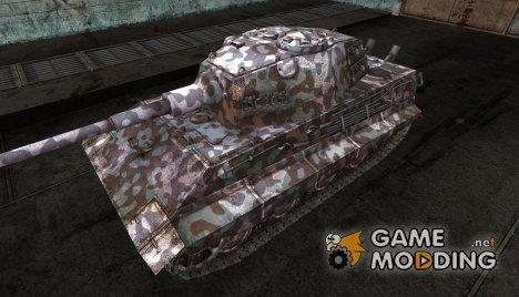 Шкурка для E-75 для World of Tanks