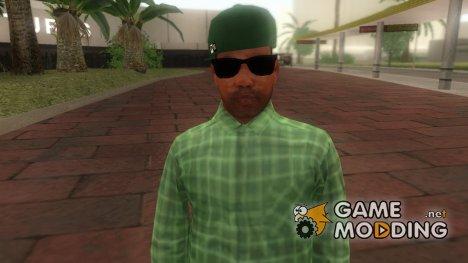GTA V Gangs v1 для GTA San Andreas