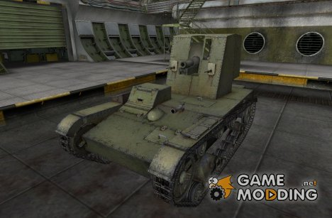 Ремоделлинг для СУ-26 for World of Tanks