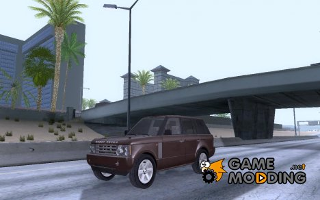 2004 Range Rover Vogue for GTA San Andreas