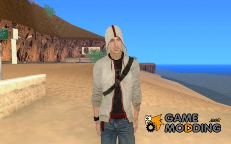 Desmond Miles из Assassin's Creed for GTA San Andreas