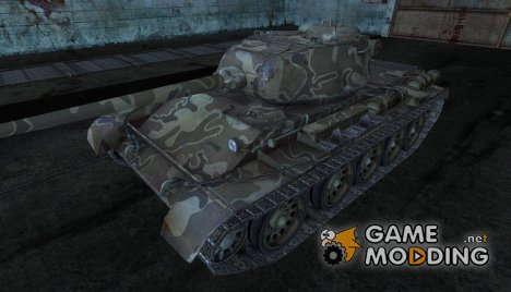 T-44 16 для World of Tanks