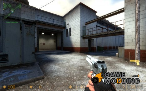 Roughed Deagle for Counter-Strike Source