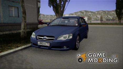 Subaru Legacy Touring Wagon 2003 для GTA San Andreas