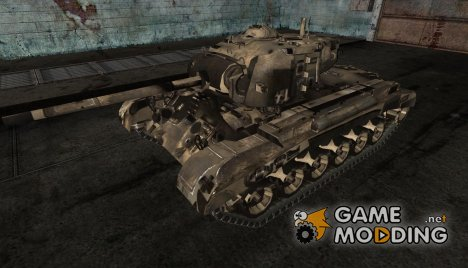 "M26 Pershing ""Fireball"" for World of Tanks"