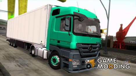 Merсedes-Benz Actros 1844 for GTA San Andreas