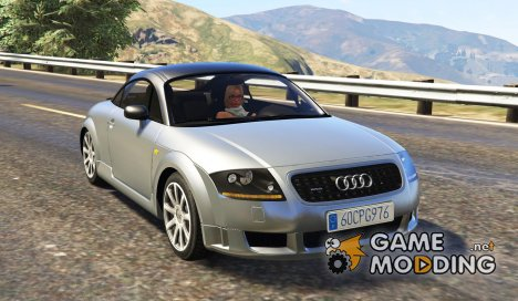 Audi TT Mk1 1.11 for GTA 5