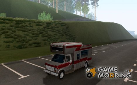 "GTA SA ""Journey"" for GTA San Andreas"