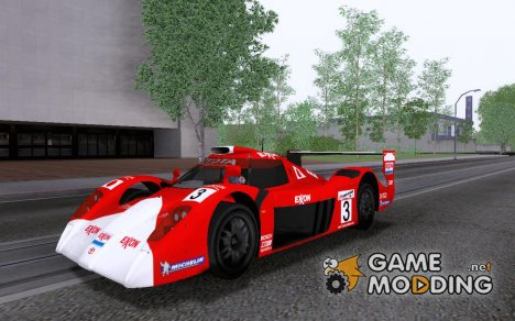 Toyota GT-One TS020 for GTA San Andreas