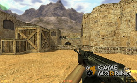 Saiga-12C-01-0.30 для Counter-Strike 1.6
