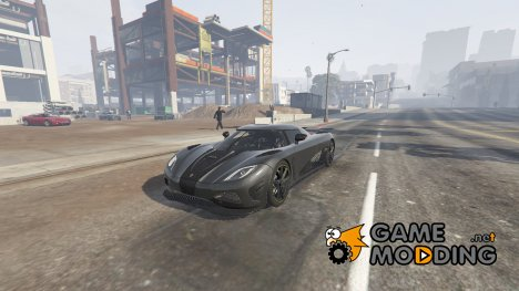 2014 Koenigsegg Agera R 1.3 for GTA 5