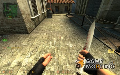 baGStube Knife для Counter-Strike Source