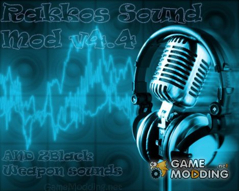 Rakkos Sound Mod v4.4 for GTA San Andreas
