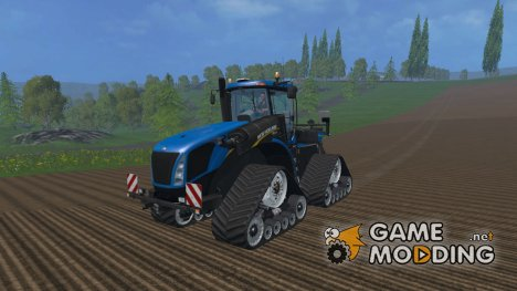 New Holland T9670 Smart Trax для Farming Simulator 2015